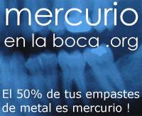 Mercurio en la boca | El 50% de sus empastes de metal es mercurio